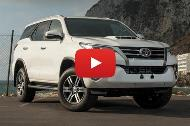 Fortuner 3.0L Turbo diesel RHD
