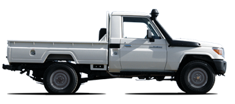 Land Cruiser 79 Pick-Up Cabina Simple