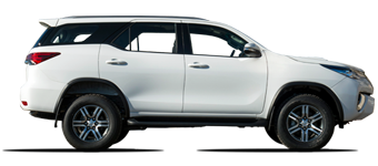 Fortuner 3.0L Turbo Diesel 7 seater LHD