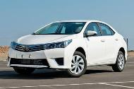 TGS introduces the new Corolla Sedan