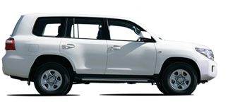 Land Cruiser 200 GX Petrol de 8 plazas